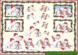 Mireille knipvel kerst X 306 (Locatie: 5611)