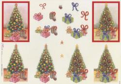 Mireille knipvel kerst X174 (Locatie: 5608)