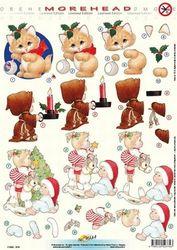 Morehead stansvel kerst 11052-374 (Locatie: 2239)