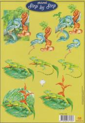 Picturel knipvel dieren nr. 1171451100 (Locatie: 1314)