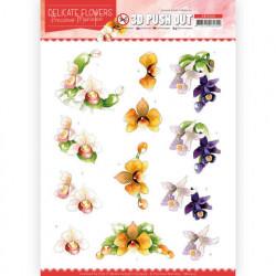 Precious Marieke stansvel bloemen SB10450 (Locatie: 0416)