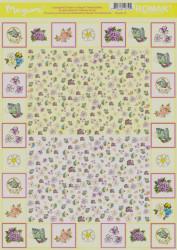 Romak knipvel bloemen P0-000-15 (Locatie: 1250)