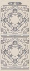 Stickervel transparant zilver nr. XP 6801 (Locatie: G228)
