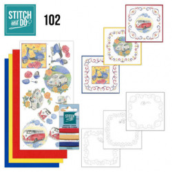 Stitch and Do 102 Oldtimers STD0102