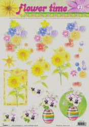 Studio Light knipvel bloemen nr. STAPFT 02 (Locatie: 5007)