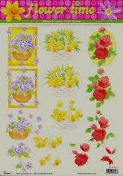 Studio Light knipvel bloemen nr. STAPFT 09 (Locatie: 2345)