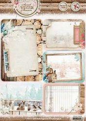 Studio Light Projectcards Sweet Winter Season PROJECT05 (Locatie: 1120)