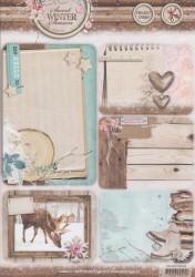 Studio Light Projectcards Sweet Winter Season PROJECT06 (Locatie: 1118)
