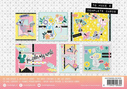 Studio Light stansblok A5 Create Happiness A5STANSBLOKCR20 (Locatie: S2)