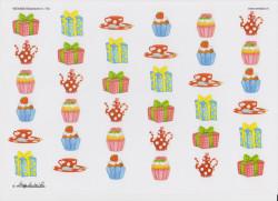 Wekabo knipvel cadeau's 754 (Locatie: 2688)