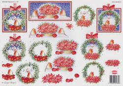 Wekabo knipvel kerst 784 (Locatie: 6205)