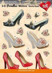Hearty Crafts knipvel schoenen 752002 (Locatie: 5749)