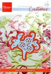 Marianne Design Creatables stencil flowers 4 LR0251 (Locatie: B299 )