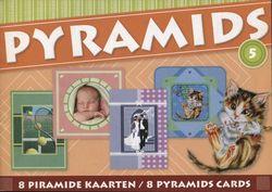 Pyramids 5 (8 kaarten) PYRBOEKSL05 (Locatie: 1RA5 )