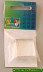 Stamp block 2,5x2,5 cm 36052 01 (Locatie: 4RR14 )