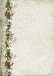 Studio Light Woodland Winter Basis Papier Dubbelzijdig bedrukt A4 BA4-241 (Locatie: 0951)