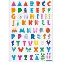 Herma stickers transpuffy letters 1 vel 6291 (Locatie: HE013)