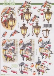 Le Suh knipvel vogels 8215743 (Locatie: 2796)