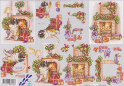 Le Suh knipvel kerst 8215158 (Locatie: 2697)