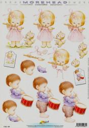 Morehead knipvel kinderen 11052-084 (Locatie: 5641)