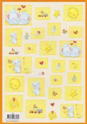 Voorbeeldkaarten baby 8703 (Locatie: 2727)