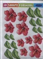 3D Shape Forming bloemen 3Dshapeforms34 (Locatie: 6811)