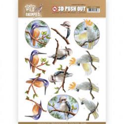Amy Design stansvel papegaaien SB10445 (Locatie: 2395)