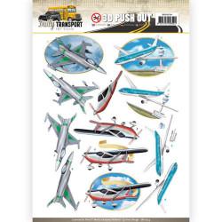 Amy Design stansvel vliegtuigen SB10234 (Locatie: 1549)