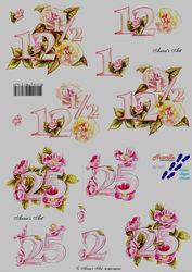 Anna's Design knipvel 12,5 jaar 821565 (Locatie: 826)