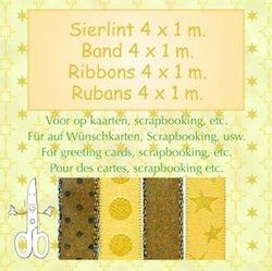 assortiment gold 4x1meter 86 9272 (Locatie: k3)