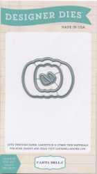 Carta Bella snij- en embosmal pompoen CBDIE3 (Locatie: M130)