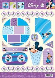 Disney - 3DA4 Stap voor Stap Knipvel SPECDIS23 (Locatie: 1741)