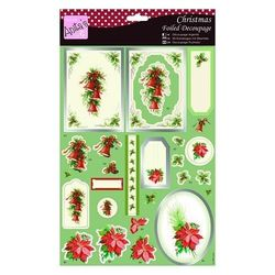 Docrafts Anita's stansvel Bells and Pointsetta ANT169578 (Locatie: grve)