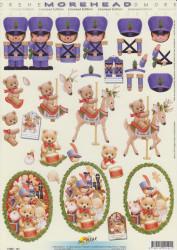 Doe Maar knipvel kerst 11052-141 (Locatie: 5706)
