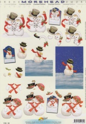 Doe Maar knipvel kerst 11052-180 (Locatie: 6013)