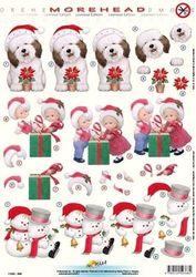 Doe Maar stansvel kerst 11052-368 (Locatie: 0238)