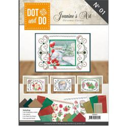 Dot and Do Book Christmas Classics, voor 6 kaarten, DODOA6001 (Locatie: 1538)