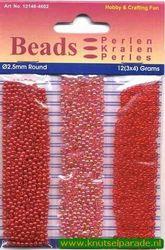 Hobby & Crafting Fun beads 2,5 mm 12146-4602 (Locatie: K3)