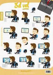 Hobby Idee knipvel Business HI 0124 (Locatie: 4439)