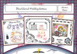 Hobbydols nr. 193 Beeldend Hobbydotten