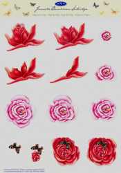 Janneke Brinkman-Salentijn knipvel bloemen (Locatie: 1731)