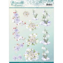 Jeanine's Art knipvel Winter Classics CD10969 (Locatie: 0603)