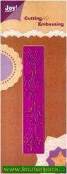 Joy! Crafts cutting & embossingstencil Takken en Blaadjes 6002/0023 (Locatie: H270 )