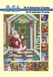 Le Suh boekje A5 Kerstmis 345644 (Locatie: KB)