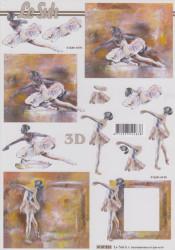 Le Suh knipvel ballet 4169826 (Locatie: 1708)