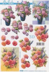 Le Suh knipvel bloemen 777004 (Locatie: 2742)
