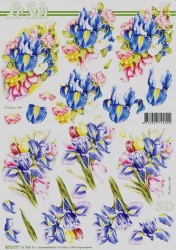 Le Suh knipvel bloemen 8215777 (Locatie: 6525)