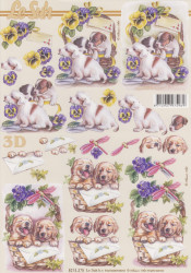 Le Suh knipvel honden 8215275 (Locatie: 1446)