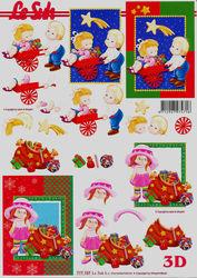 Le Suh knipvel kerst 777107 (Locatie: 4218)