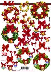 Le Suh knipvel kerst 777301 (Locatie: 6023)